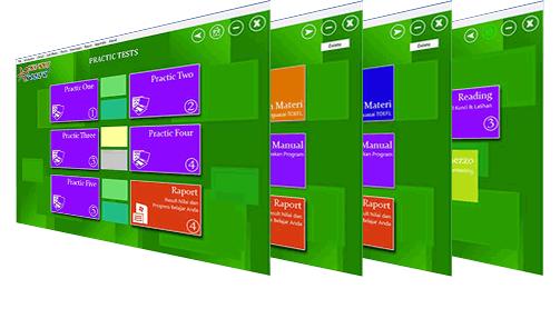 Software Belajar TOEFL