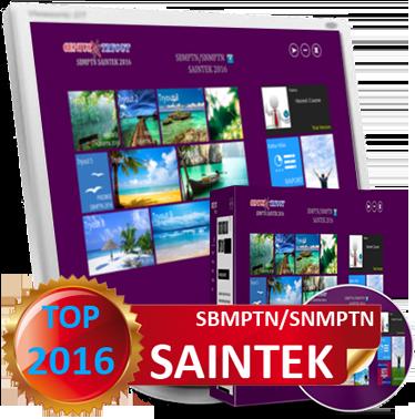Software edukasi tryout sbmptn snmptn 2016