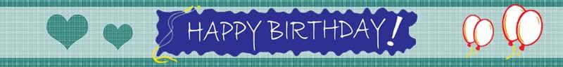 Ucapan Selamat Ulang Tahun Terbaik dalam Bahasa Inggris